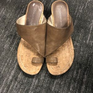 Donald Pliner Gyer Wedge Sandals
